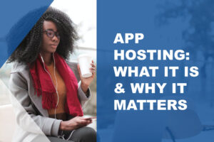 What is a hosted applicaton services