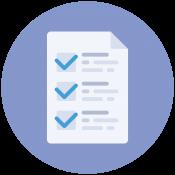 RoseASP Web Icon checklist