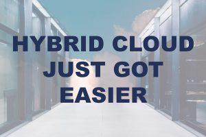 Hybrid Hosting Hybrid Cloud Hosting
