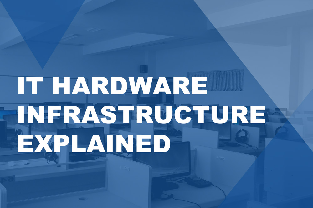 IT Infrastructure Hardware Infrastructure CyberlinkASP