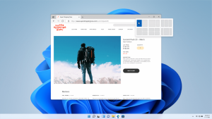 Microsoft Windows 11 release features date for business
