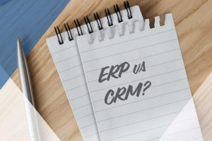 ERP vs CRM difference